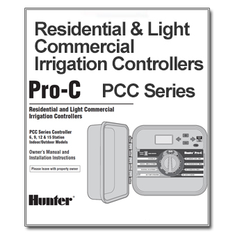 hunter pro c pcc series the watershed official hunter sprinkler system manual setting hunter sprinkler system manual pro c