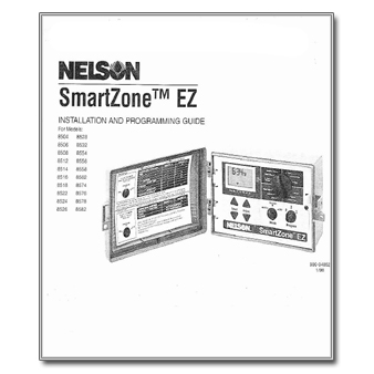 nelson irrigation controller 8424 manual