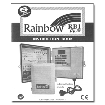 rainbow rb1 irrigation controller manual